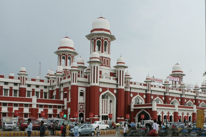 Hourly hotels near lucknow station